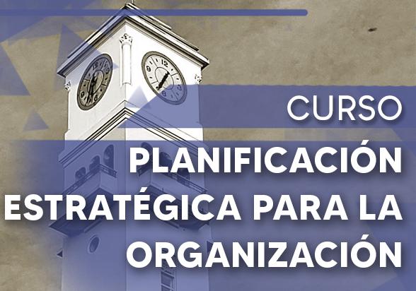 Curso Planificación Estratégica para la Organización [PDI]